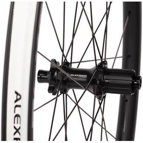Alexrims Baxter 3.0 Wielset 700C TA Disc, zwart